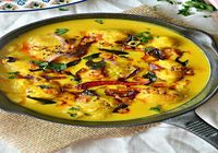 Thursday Special Kadhi Pakora