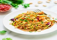 Chinese Noodle Salad Bowl