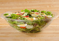 House Salad Bowl with Sweet Nuts