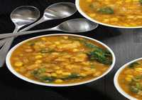 Pumpkin and Corn Masala
