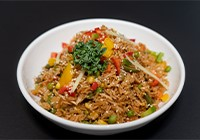 Veg Asian Fried Rice