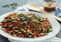 Lentil Salad Bowl