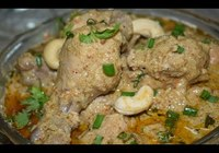 Mughlai Maharani Chicken - With Bone