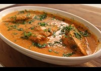 Desi Style Fish Curry