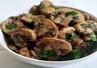Mushroom Masala