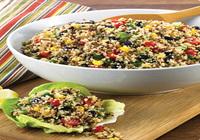Organic Wild Quinoa Bowl