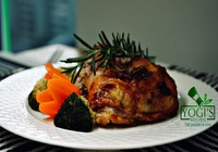 Oven Baked Chicken with Rosemary
