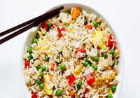 Stir Veg Fried Rice
