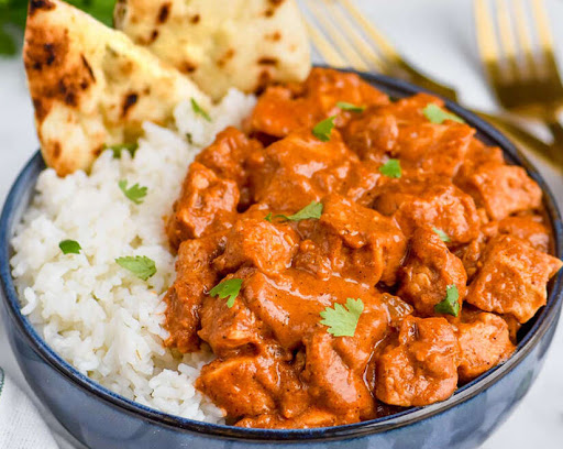 Butter Chicken Combo