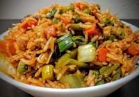 Asian Veg Fried Rice