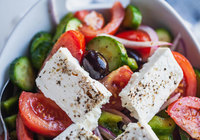 Village Greek Salad Bowl